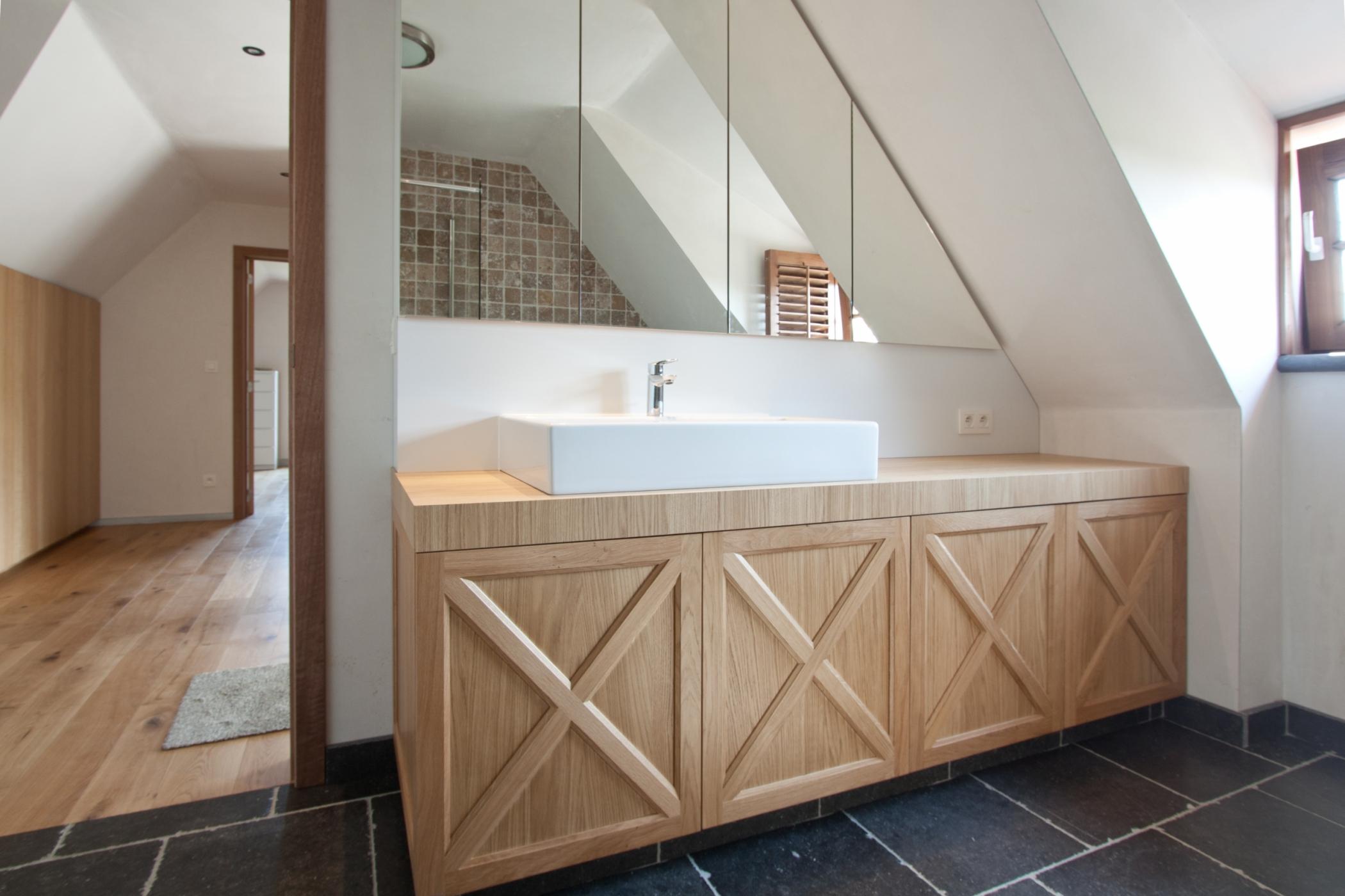 Landelijke badkamer alluur - Landelijke badkamer meubels ...